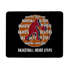 Basketball Never Stops Samsung Galaxy Tab Pro 8 4  Flip Case
