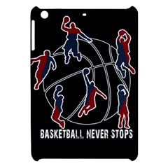 Basketball Never Stops Apple Ipad Mini Hardshell Case