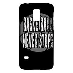 Basketball Never Stops Galaxy S5 Mini
