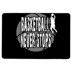 Basketball Never Stops Ipad Air 2 Flip