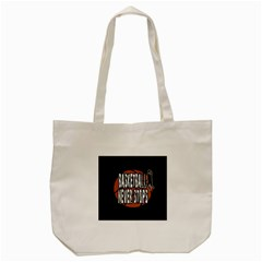 Basketball Never Stops Tote Bag (cream) by Valentinaart