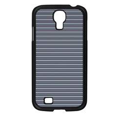 Decorative Lines Pattern Samsung Galaxy S4 I9500/ I9505 Case (black)