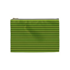 Decorative Lines Pattern Cosmetic Bag (medium)