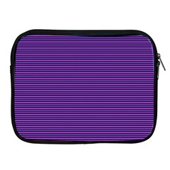 Decorative Lines Pattern Apple Ipad 2/3/4 Zipper Cases by Valentinaart