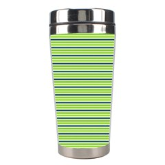 Decorative Lines Pattern Stainless Steel Travel Tumblers