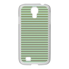 Decorative Lines Pattern Samsung Galaxy S4 I9500/ I9505 Case (white)