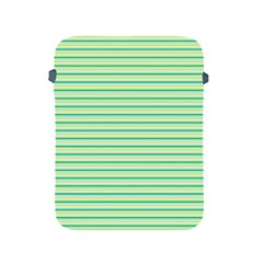 Decorative Lines Pattern Apple Ipad 2/3/4 Protective Soft Cases