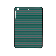 Decorative Lines Pattern Ipad Mini 2 Hardshell Cases