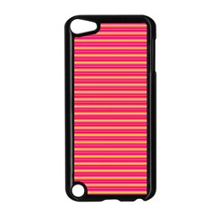 Decorative Lines Pattern Apple Ipod Touch 5 Case (black)