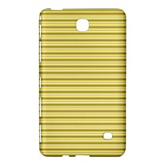 Decorative Lines Pattern Samsung Galaxy Tab 4 (7 ) Hardshell Case  by Valentinaart