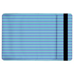 Decorative Lines Pattern Ipad Air 2 Flip by Valentinaart