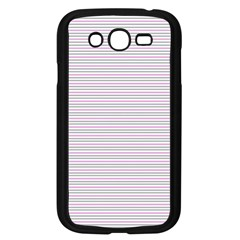 Decorative Lines Pattern Samsung Galaxy Grand Duos I9082 Case (black)