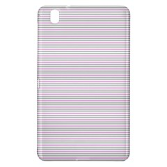 Decorative Lines Pattern Samsung Galaxy Tab Pro 8 4 Hardshell Case by Valentinaart