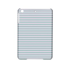 Decorative Line Pattern Ipad Mini 2 Hardshell Cases by Valentinaart