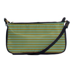 Decorative Line Pattern Shoulder Clutch Bags by Valentinaart