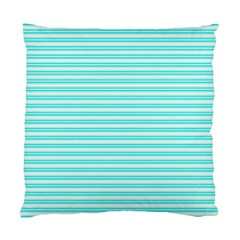 Decorative Line Pattern Standard Cushion Case (one Side) by Valentinaart