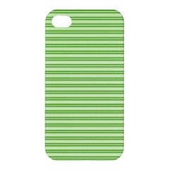 Decorative Line Pattern Apple Iphone 4/4s Hardshell Case by Valentinaart
