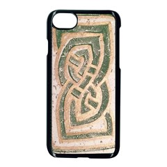 Ab Celtic Swirl Apple Iphone 7 Seamless Case (black) by DeneWestUK