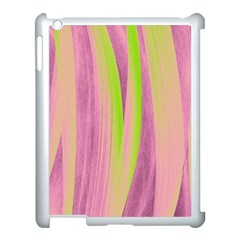Artistic Pattern Apple Ipad 3/4 Case (white) by Valentinaart