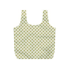 Artistic Pattern Full Print Recycle Bags (s)