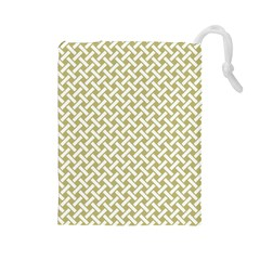 Artistic Pattern Drawstring Pouches (large)