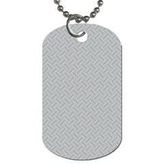 Artistic Pattern Dog Tag (one Side) by Valentinaart
