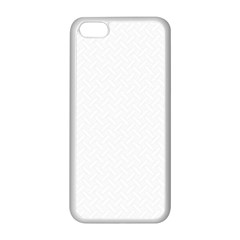Artistic Pattern Apple Iphone 5c Seamless Case (white)