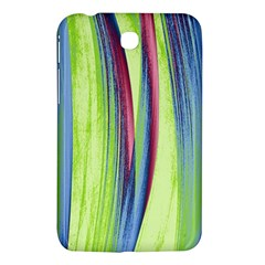 Artistic Pattern Samsung Galaxy Tab 3 (7 ) P3200 Hardshell Case  by Valentinaart