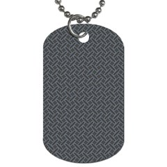 Artistic Pattern Dog Tag (one Side)