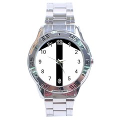 Grapevine Cross Stainless Steel Analogue Watch by abbeyz71
