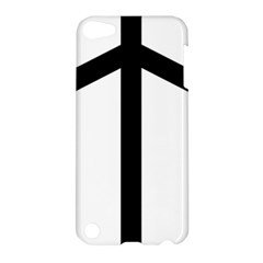 Grapevine Cross Apple Ipod Touch 5 Hardshell Case by abbeyz71