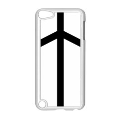 Grapevine Cross Apple Ipod Touch 5 Case (white) by abbeyz71