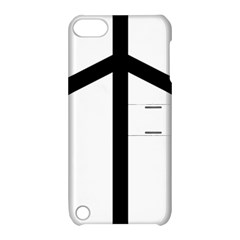 Grapevine Cross Apple Ipod Touch 5 Hardshell Case With Stand by abbeyz71