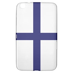 Greek Cross  Samsung Galaxy Tab 3 (8 ) T3100 Hardshell Case  by abbeyz71
