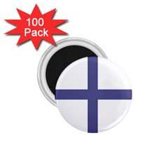Greek Cross  1 75  Magnets (100 Pack)  by abbeyz71