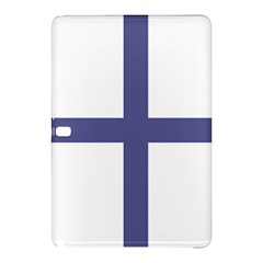 Greek Cross  Samsung Galaxy Tab Pro 12 2 Hardshell Case by abbeyz71