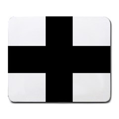 Greek Cross Large Mousepads by abbeyz71