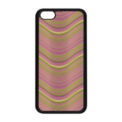 Pattern Apple Iphone 5c Seamless Case (black)