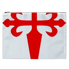Cross Of Saint James  Cosmetic Bag (xxl)  by abbeyz71
