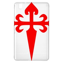 Cross Of Saint James Samsung Galaxy Tab Pro 8 4 Hardshell Case by abbeyz71