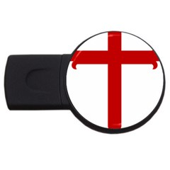 Cross Of Saint James Usb Flash Drive Round (4 Gb) by abbeyz71