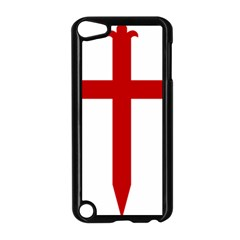Cross Of Saint James Apple Ipod Touch 5 Case (black) by abbeyz71