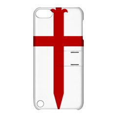 Cross Of Saint James Apple Ipod Touch 5 Hardshell Case With Stand by abbeyz71