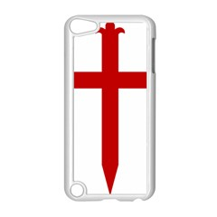 Cross Of Saint James Apple Ipod Touch 5 Case (white) by abbeyz71