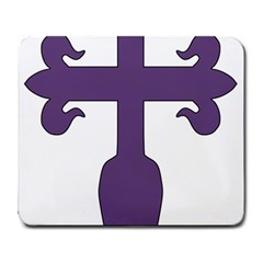 Cross Of Saint James Large Mousepads by abbeyz71