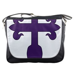 Cross Of Saint James Messenger Bags by abbeyz71