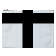 Latin Cross  Cosmetic Bag (xxl)  by abbeyz71