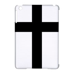 Latin Cross  Apple Ipad Mini Hardshell Case (compatible With Smart Cover) by abbeyz71