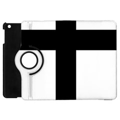 Latin Cross  Apple Ipad Mini Flip 360 Case by abbeyz71