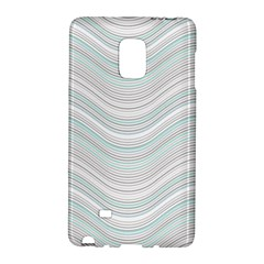 Pattern Galaxy Note Edge by Valentinaart